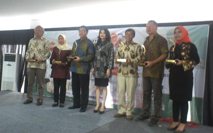 Bandung Leather, Footwear Materials and Components Exhibition 2016