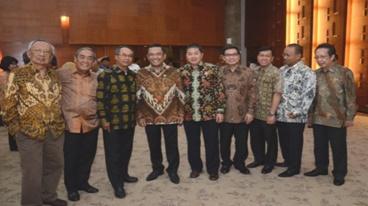 Menperin Melantik 5 Pejabat Eselon I di Lingkungan Kementerian Perindustrian
